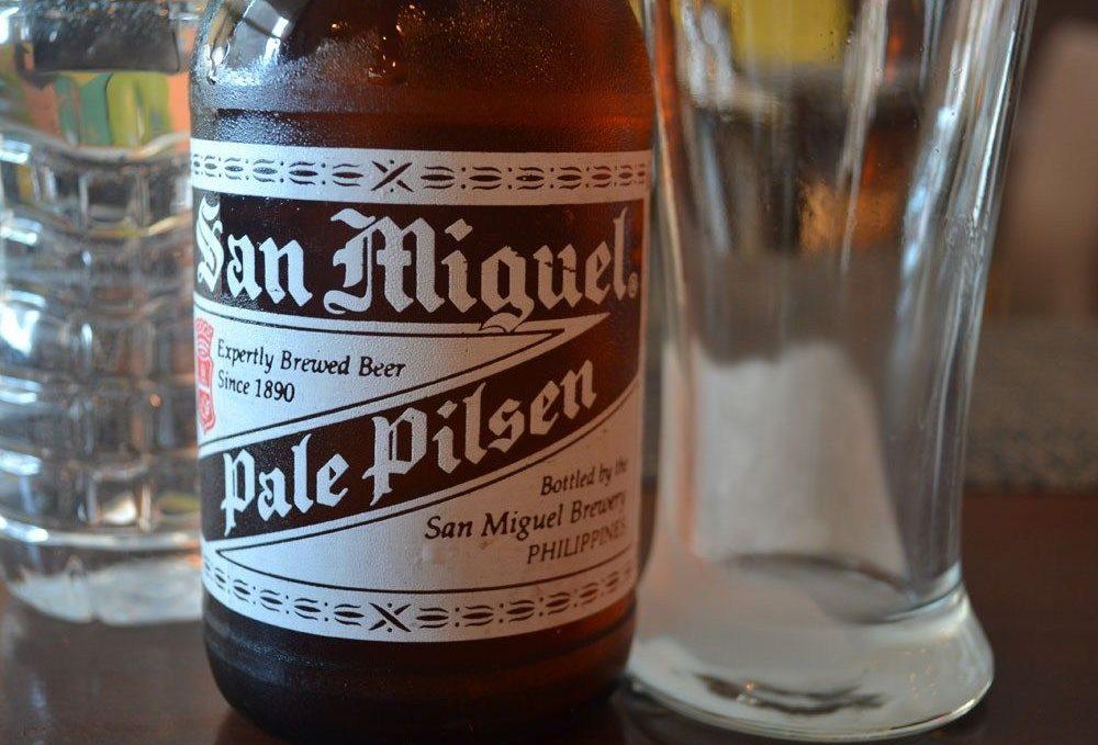 San Miguel Bier (Philippinen)